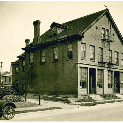 Garfield Avenue 1853-1854