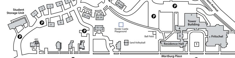 Click for printable Campus Map.